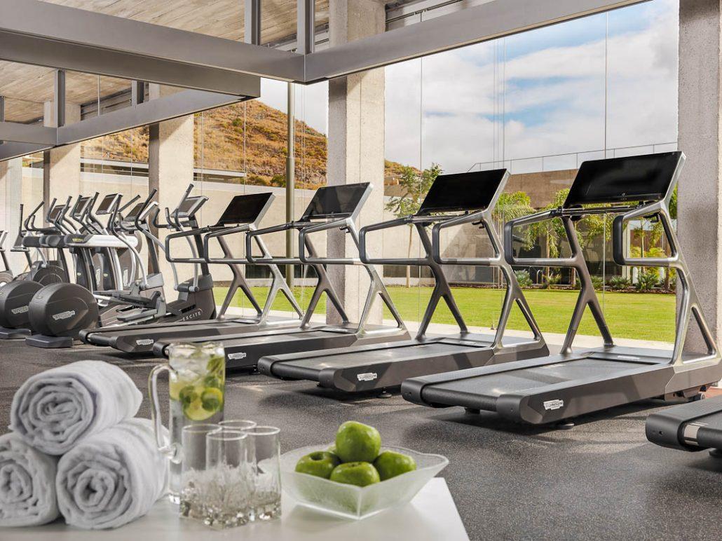 Iberostar Grand Hotel Mencey-Zona_aerobicos_Gym