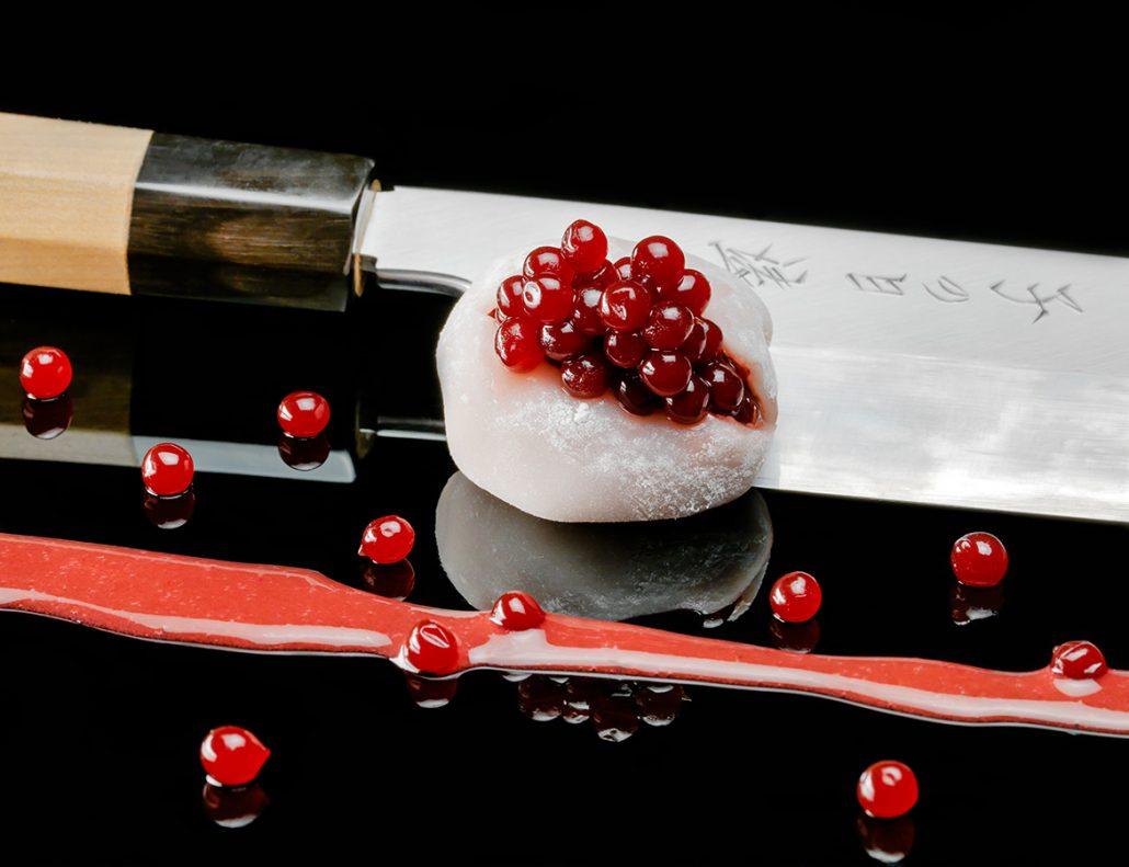 Pescaviar-Mochi-de-perlas-de-fresa