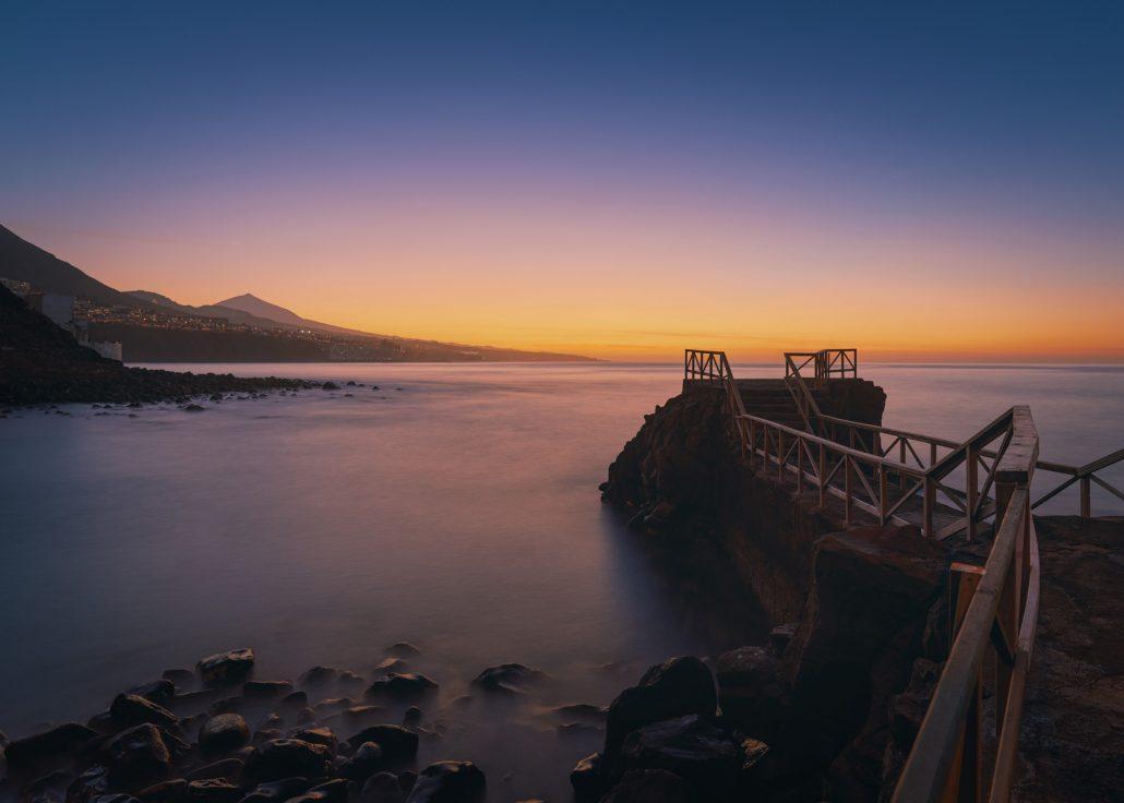 Landscape photo. Punta del Hidalgo, Tenerife