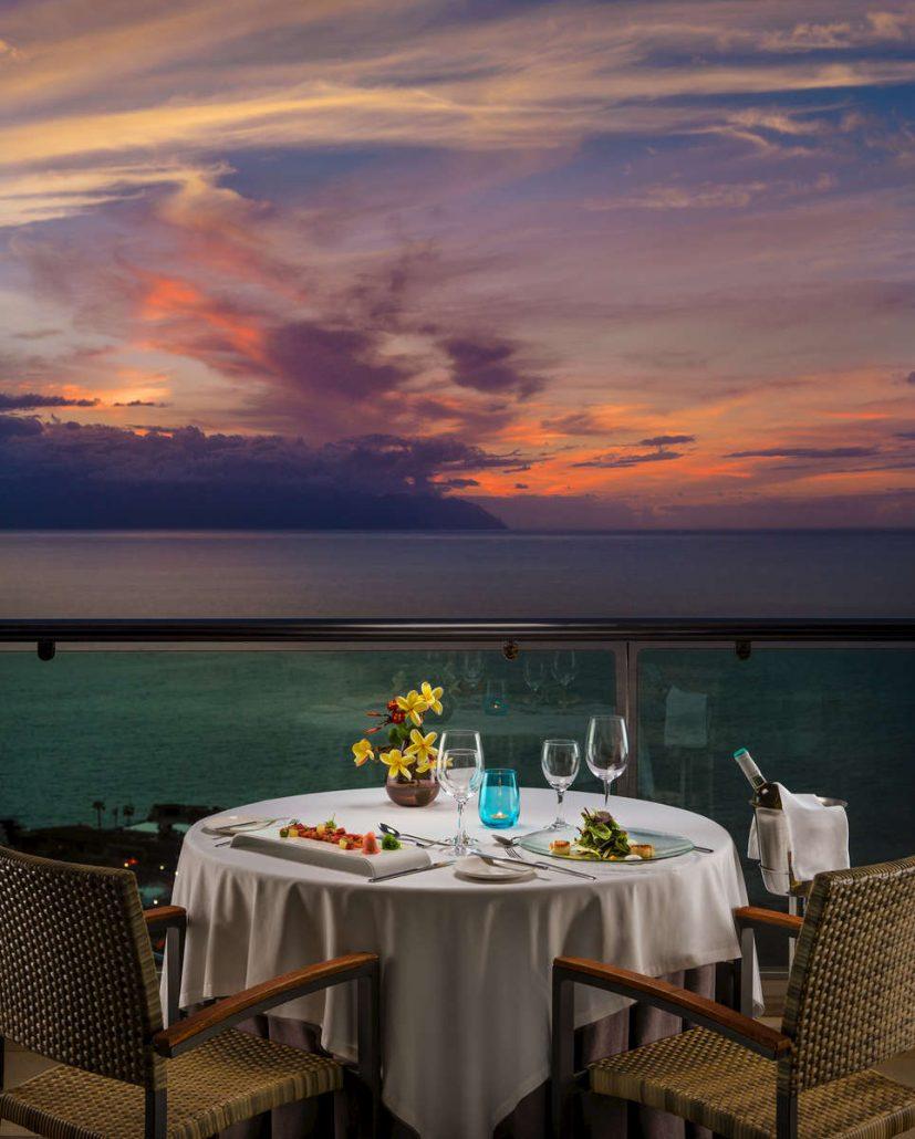 Royal-Sun-Resort-Cena-con-vistas-Restaurante-Aqua