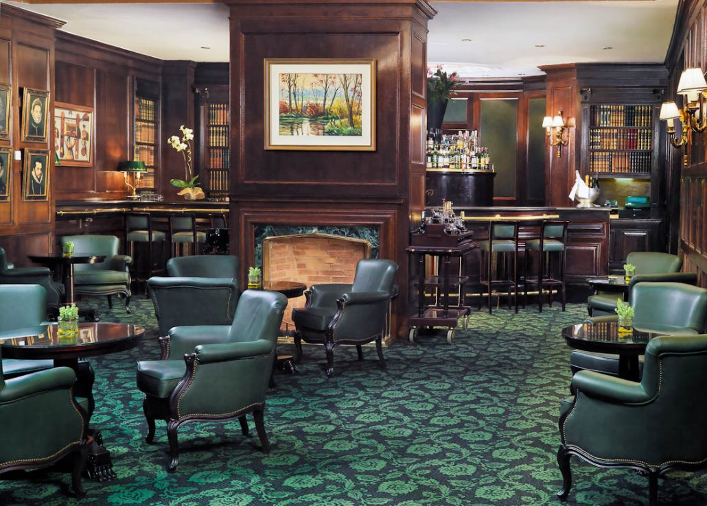 Westin Palace Madrid-American_Bar