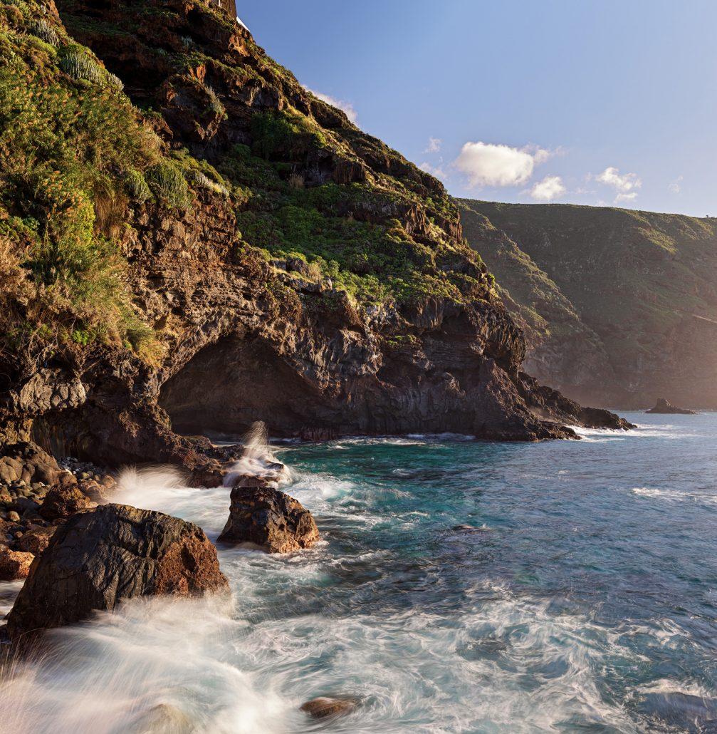 Costa Roja, El Sauzal