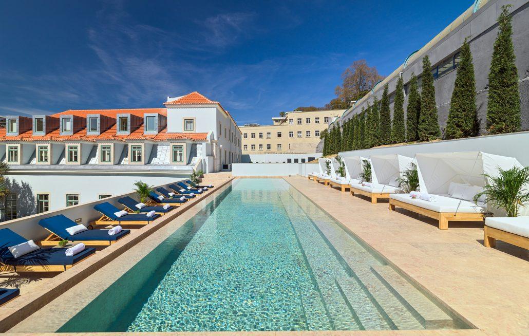 Pool at day photo for The One Palacio da Anunciada