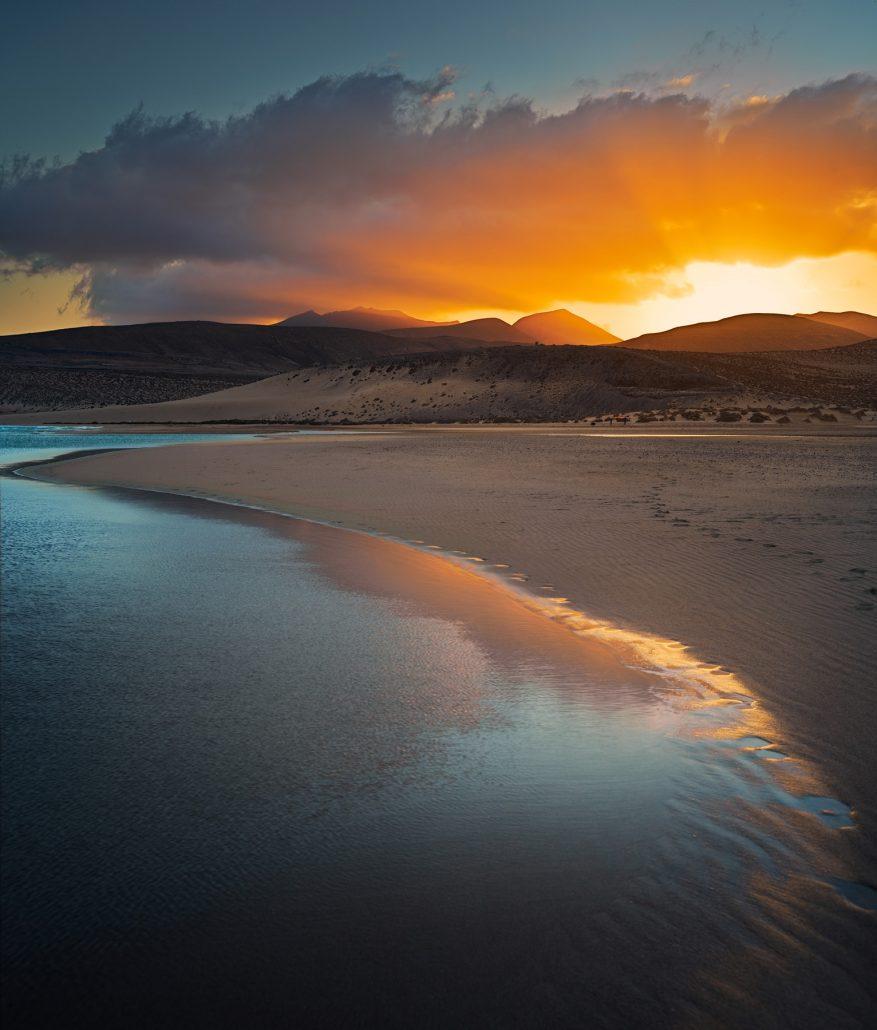 Sotavento Beach, Jandia, Fuerteventura