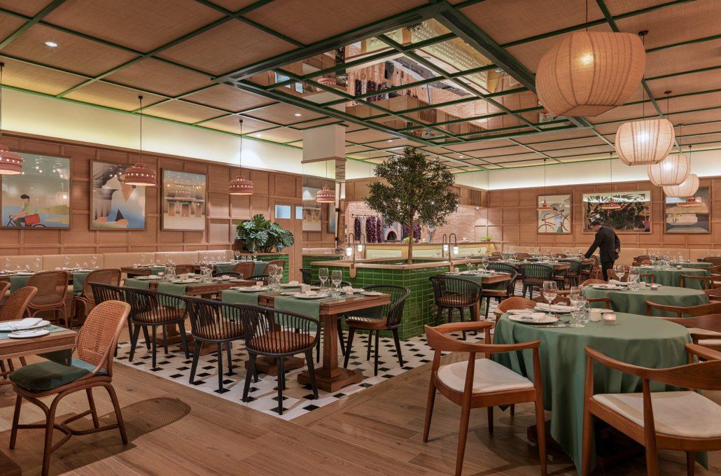 Stromboli restaurant