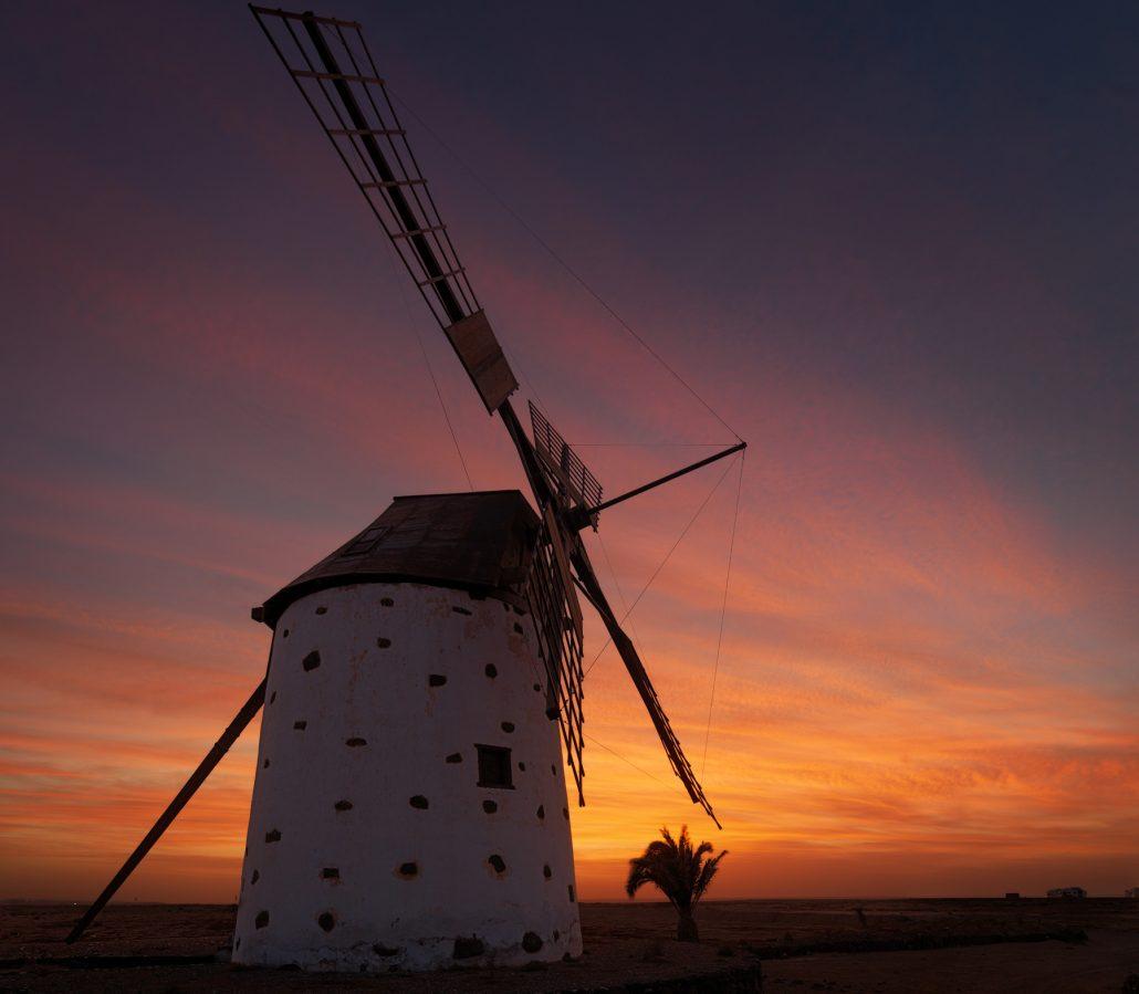 Windmill, EL Cotillo
