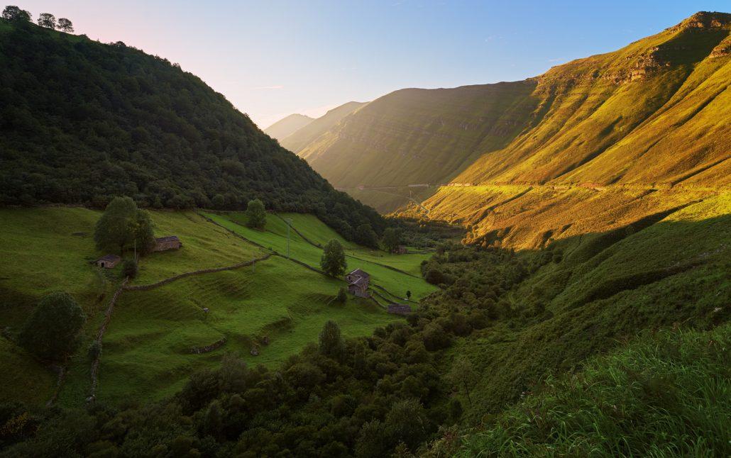 Valles Pasiegos, Cantabria