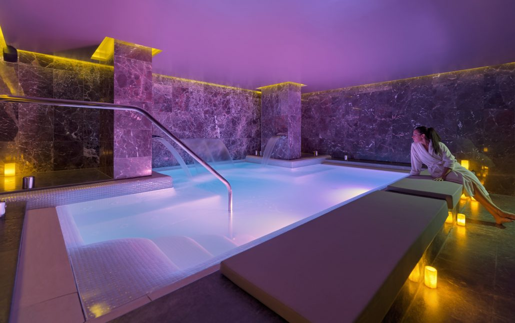 Watter circuit with model Spa The One Barcelona