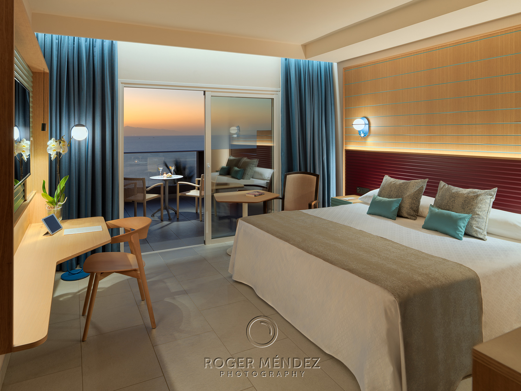 Junior suite photo for Roque Nivaria gran hotel