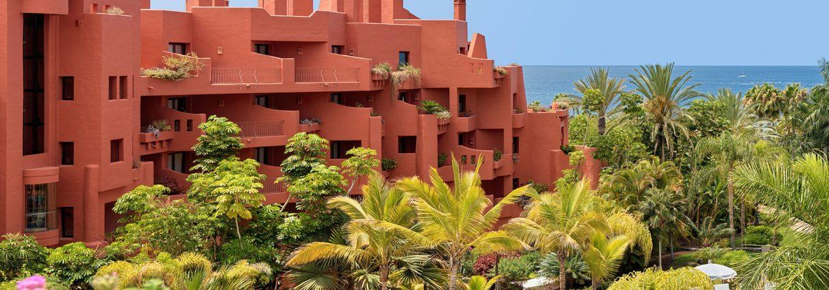 Sheraton La Caleta hotel photographs