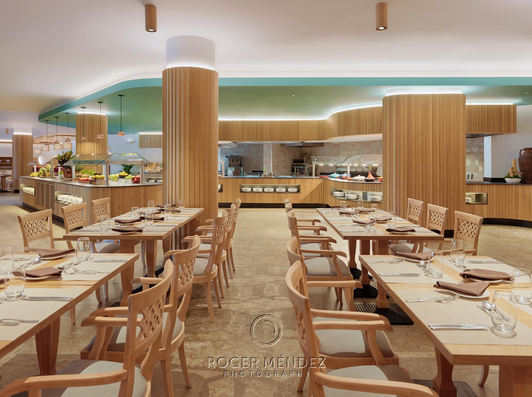 El Parador restaurant. Sheraton La Caleta photos