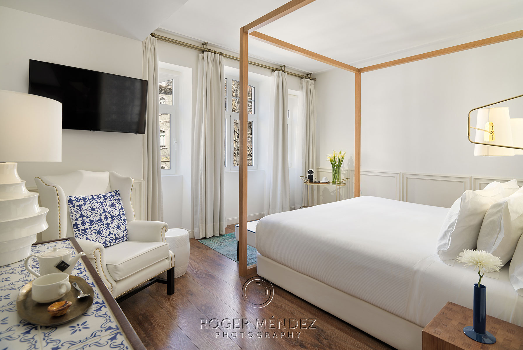 H10 Duque de Loule room accommodation 602