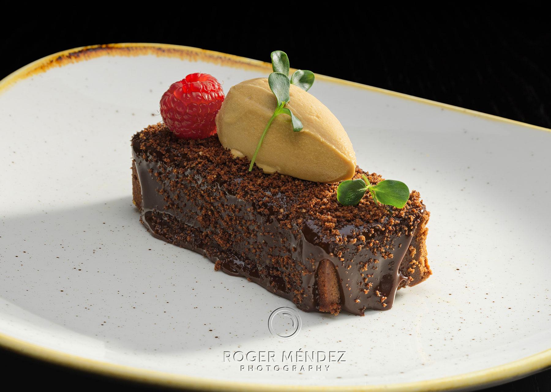 H10 Andalucia Plaza-La Brasserie-Chocolate puro
