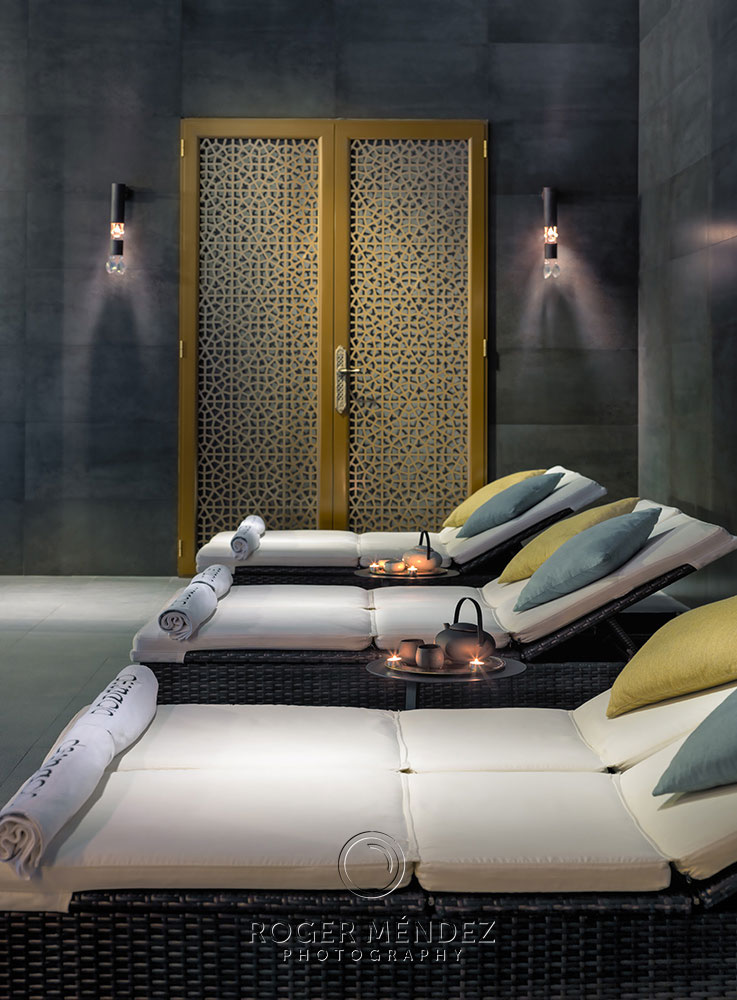 H10 Andalucia Plaza. Spa Relax area