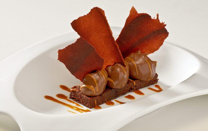 Dessert photographs for Pedro Rodriguez Dios chef