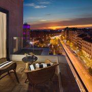 New photographic selection for H10 Puerta de Alcalá hotel