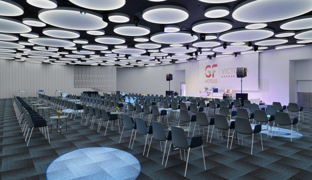 Gran Hotel GFVictoria-Sala-de-congresos-Las-Olas