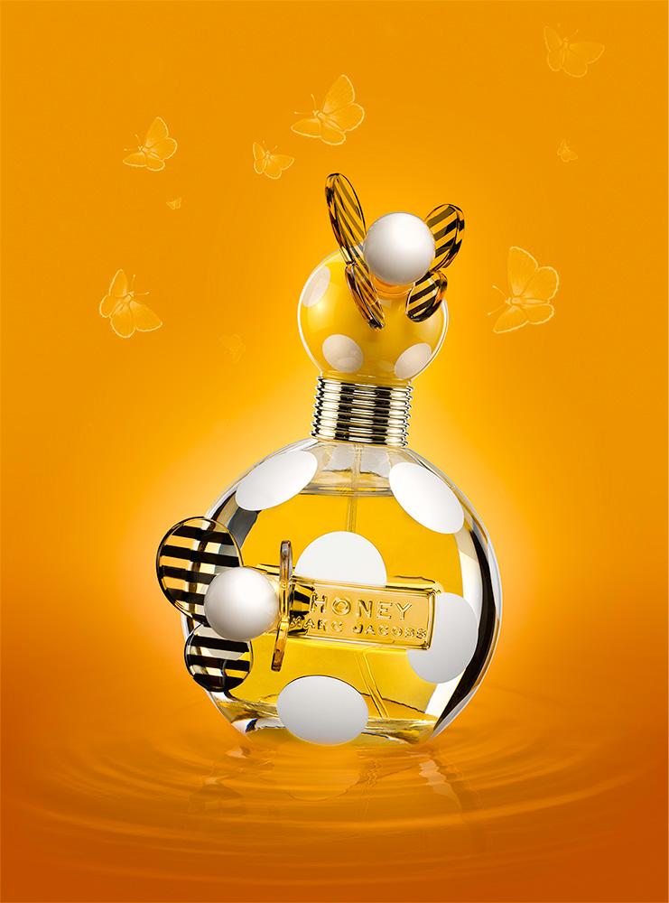 Fotografía de porducto. Perfume