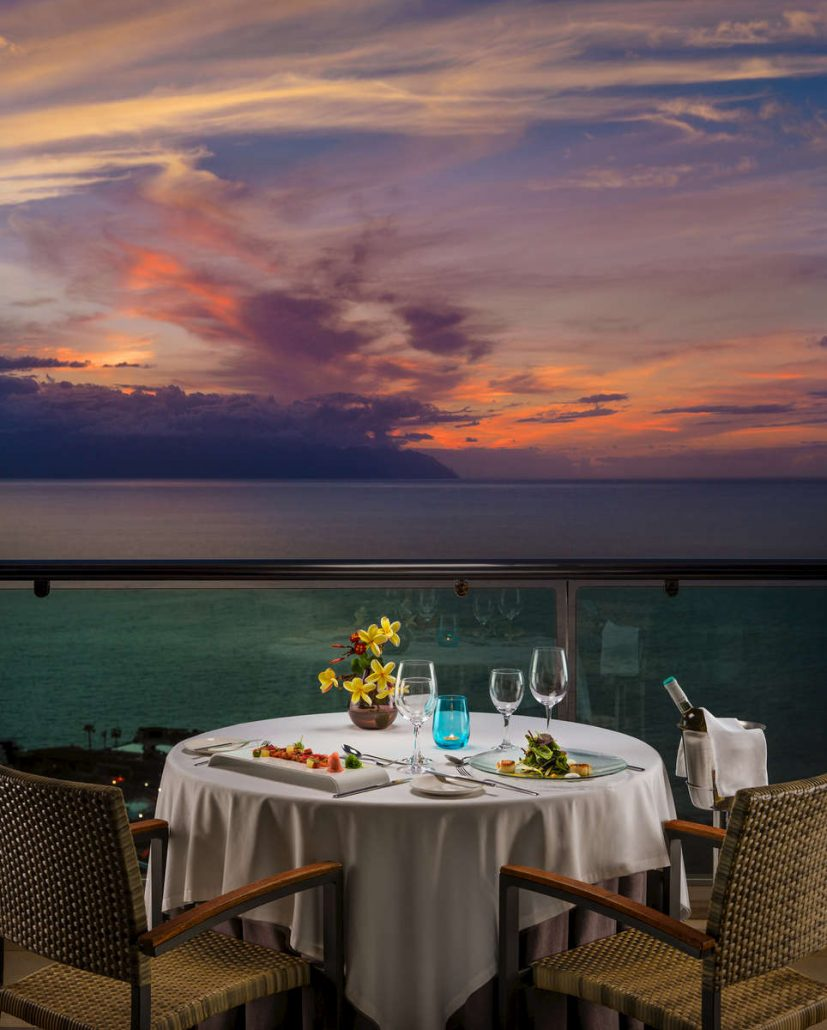 Royal-Sun-Resort-Cena-con-vistas-Restaurante-Aqua