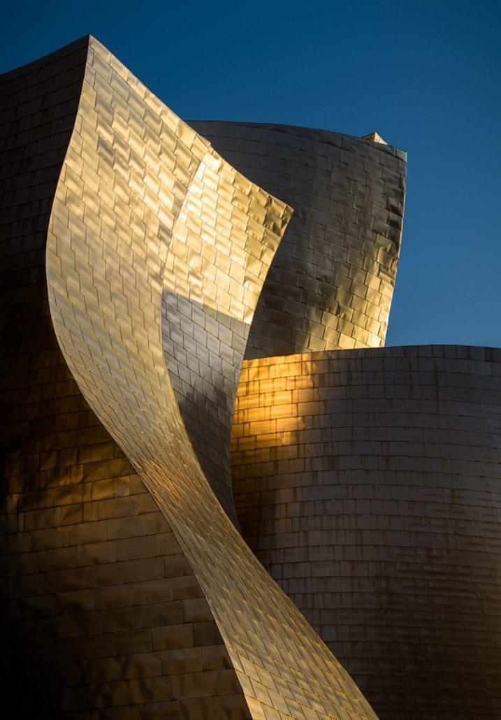 Fotografía Detalle Guggenheim