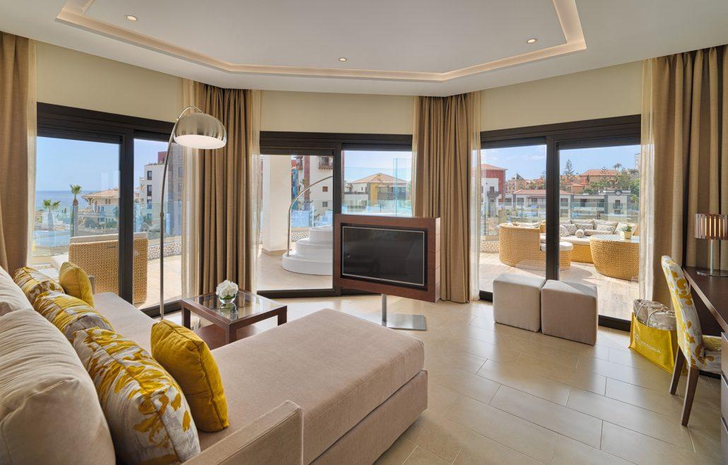 Gran Hotel GF Victoria-Suite-Harmony