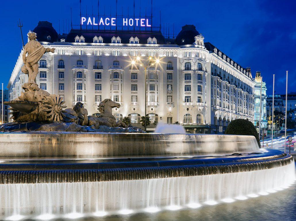 Hotel Palace. Fachada
