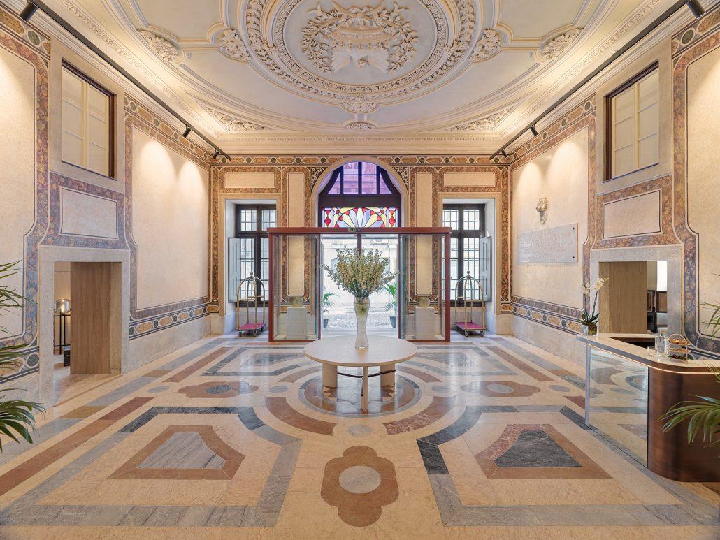 Lobby de día foto para The One Palacio da Anunciada