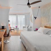 Fotografía de vista general de habitación estándar del nuevo resort 5 estrellas H10 Atlantic Sunset