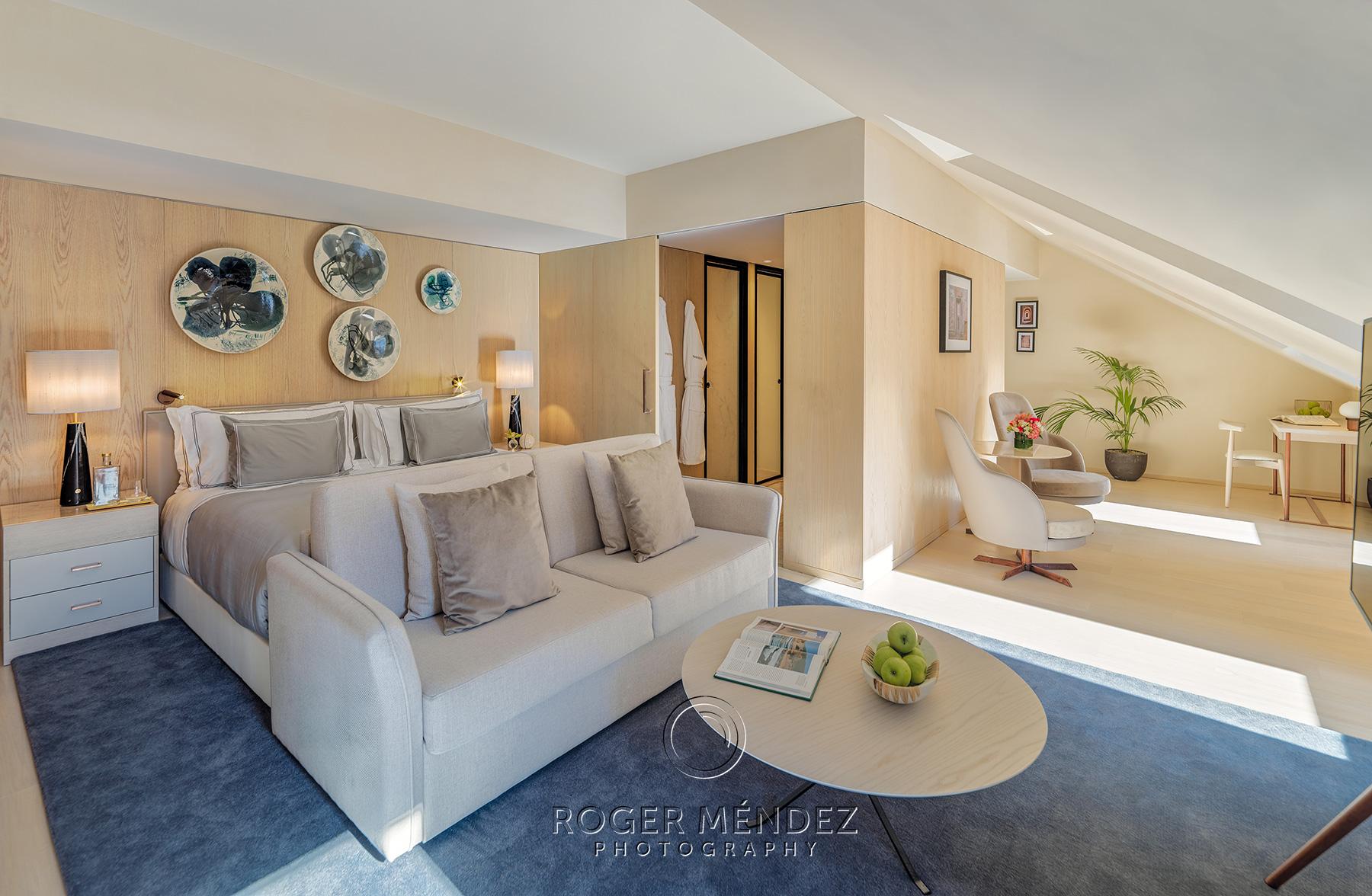 Vista general Suite 405