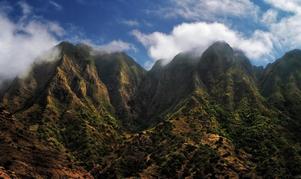 Cumbres de Hermigua, La Gomera