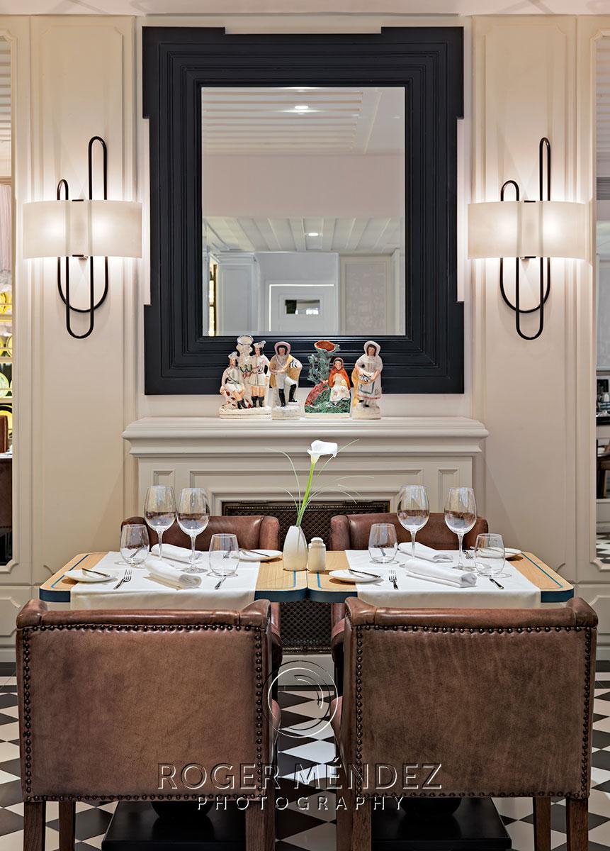 H10 Duque de Loulé Restaurante