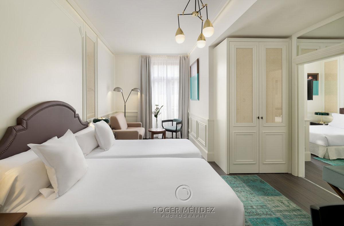Habitación H10 Villa de la Reina, Madrid