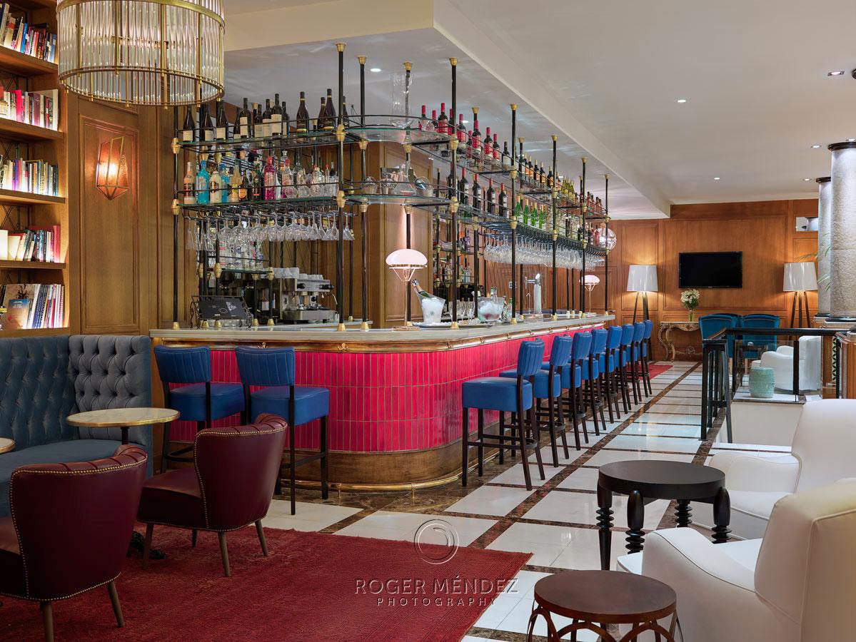 H10 Villa de la Reina Lobby bar