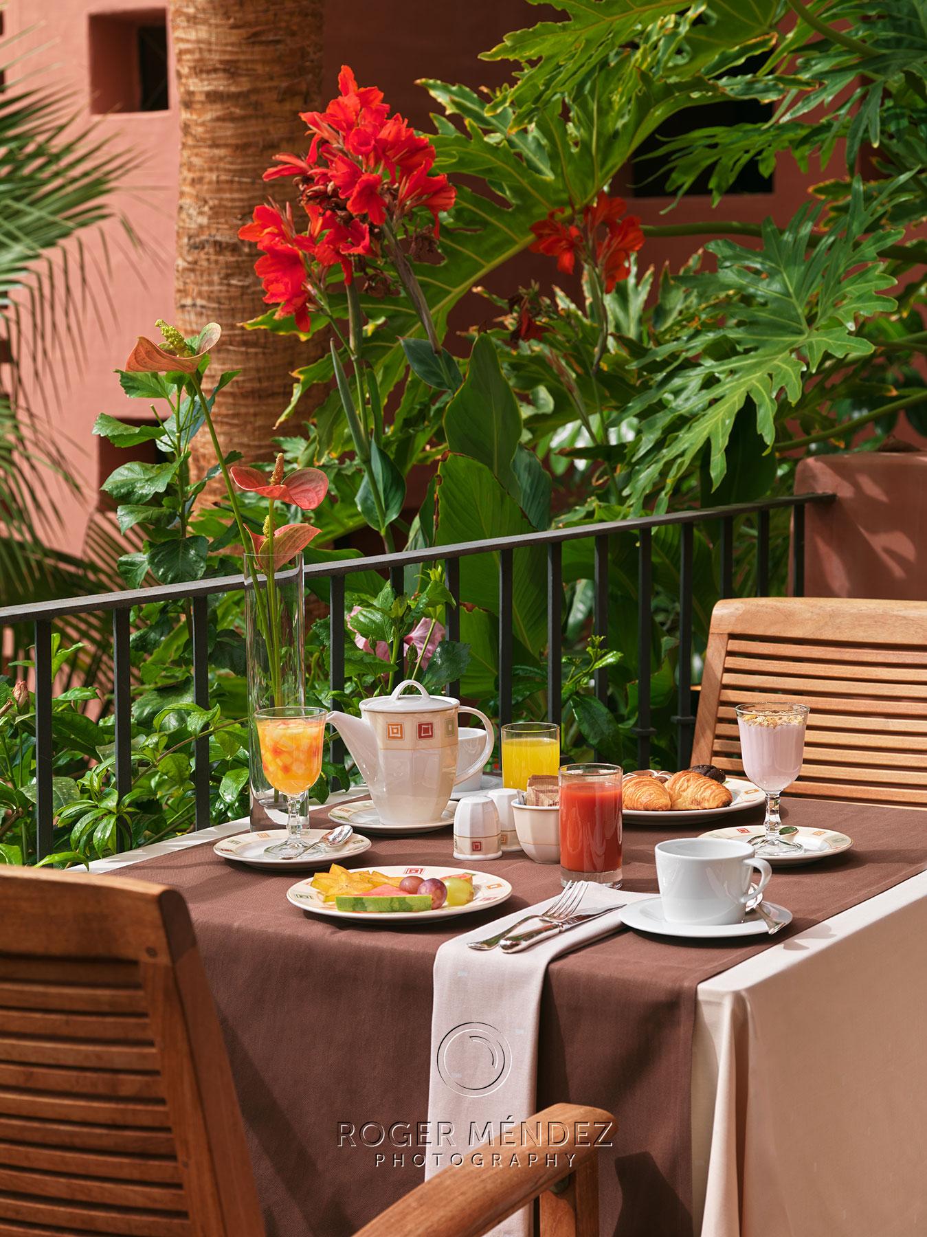 The Ritz-Carlton Abama Desayuno