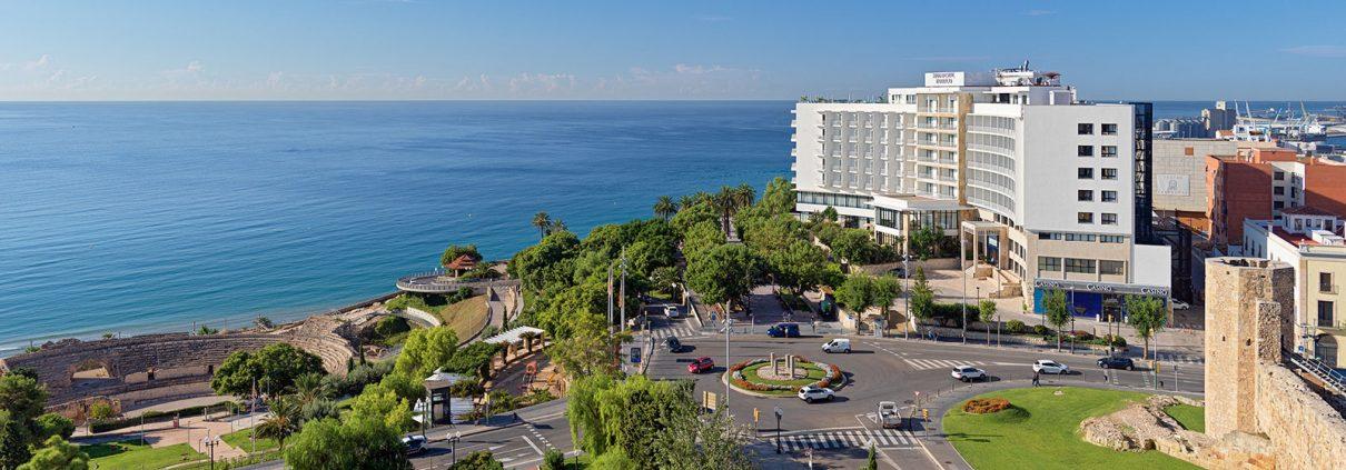 Fotografías de exteriores del hotel H10 Imperial Tarraco