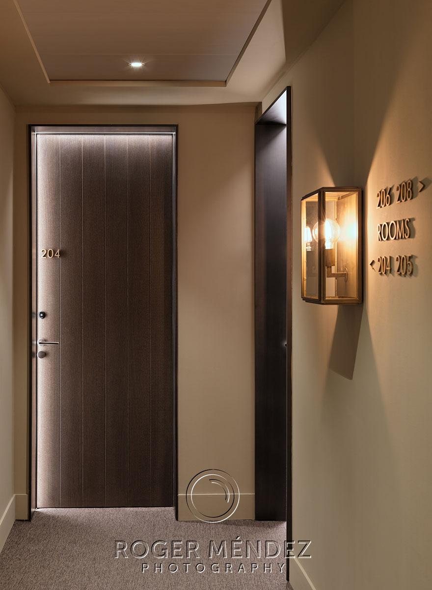 Pasillos habitaciones H10 Palacio Colomera