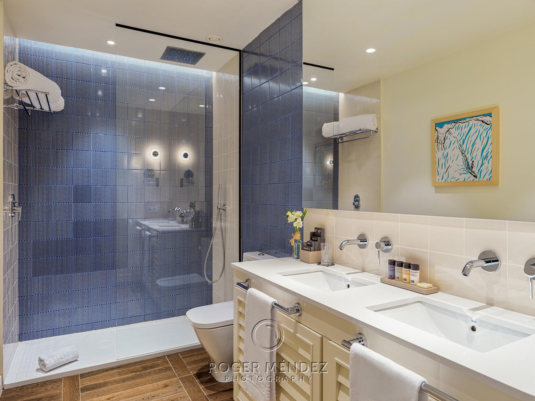 Baño suite imperial H10 Imperial Tarraco