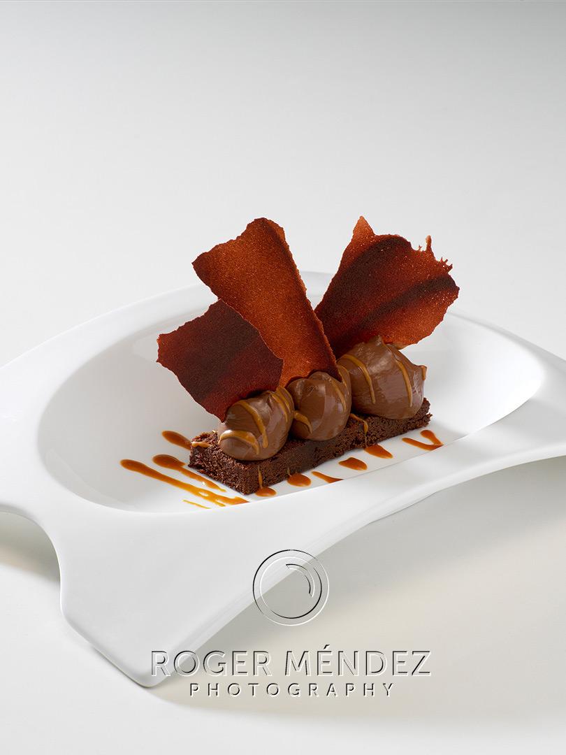 Chocolate con toffee Fotografía de Pedro Rodríguez Dios