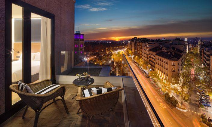 Nueva selección fotográfica para el hotel H10 Puerta de Alcalá