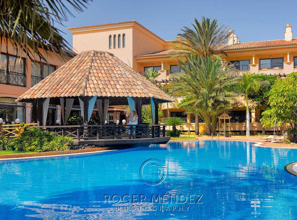 Piscina - Gran Hotel Bahia Real