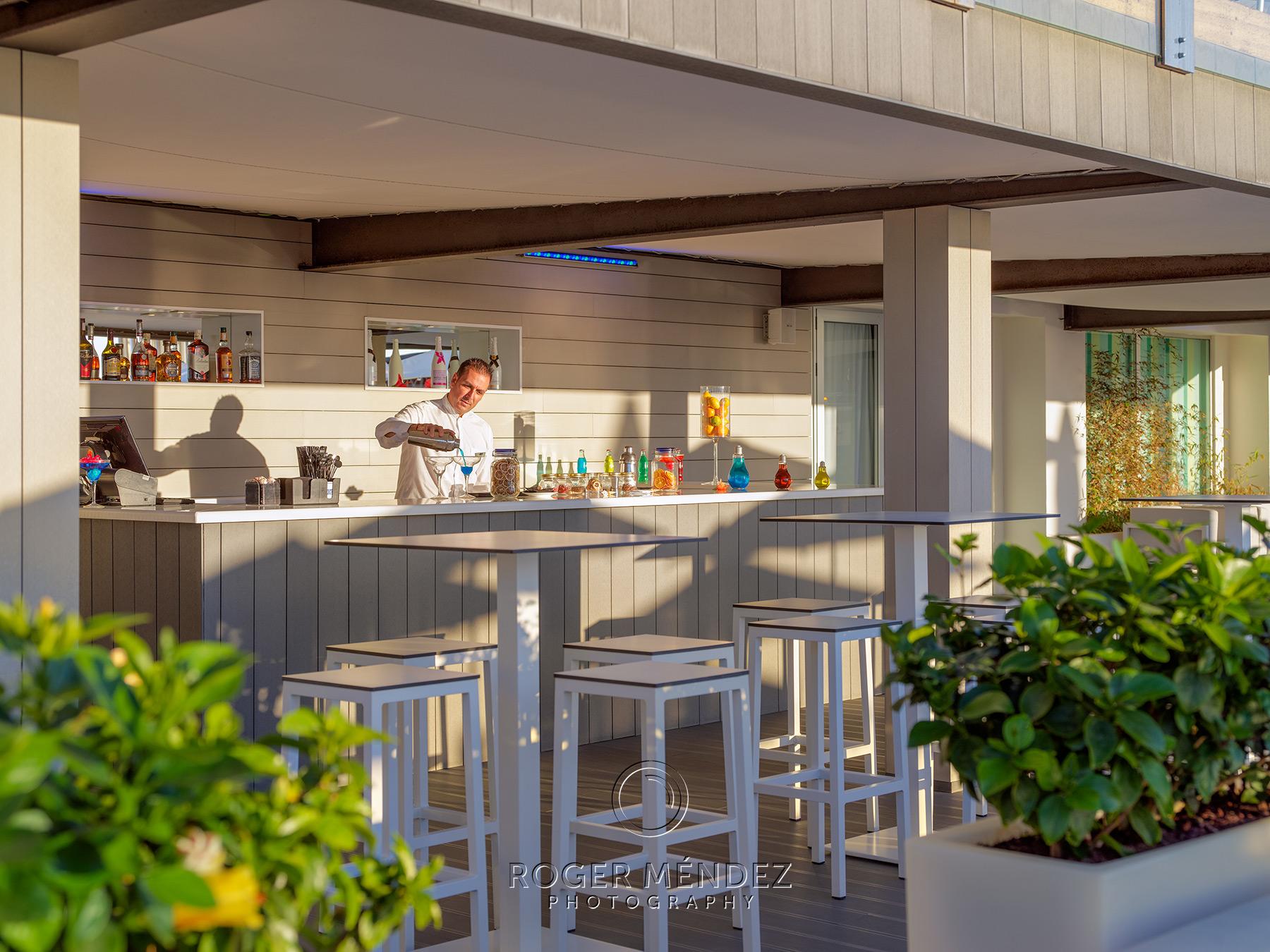 Bar terraza Sunset beach