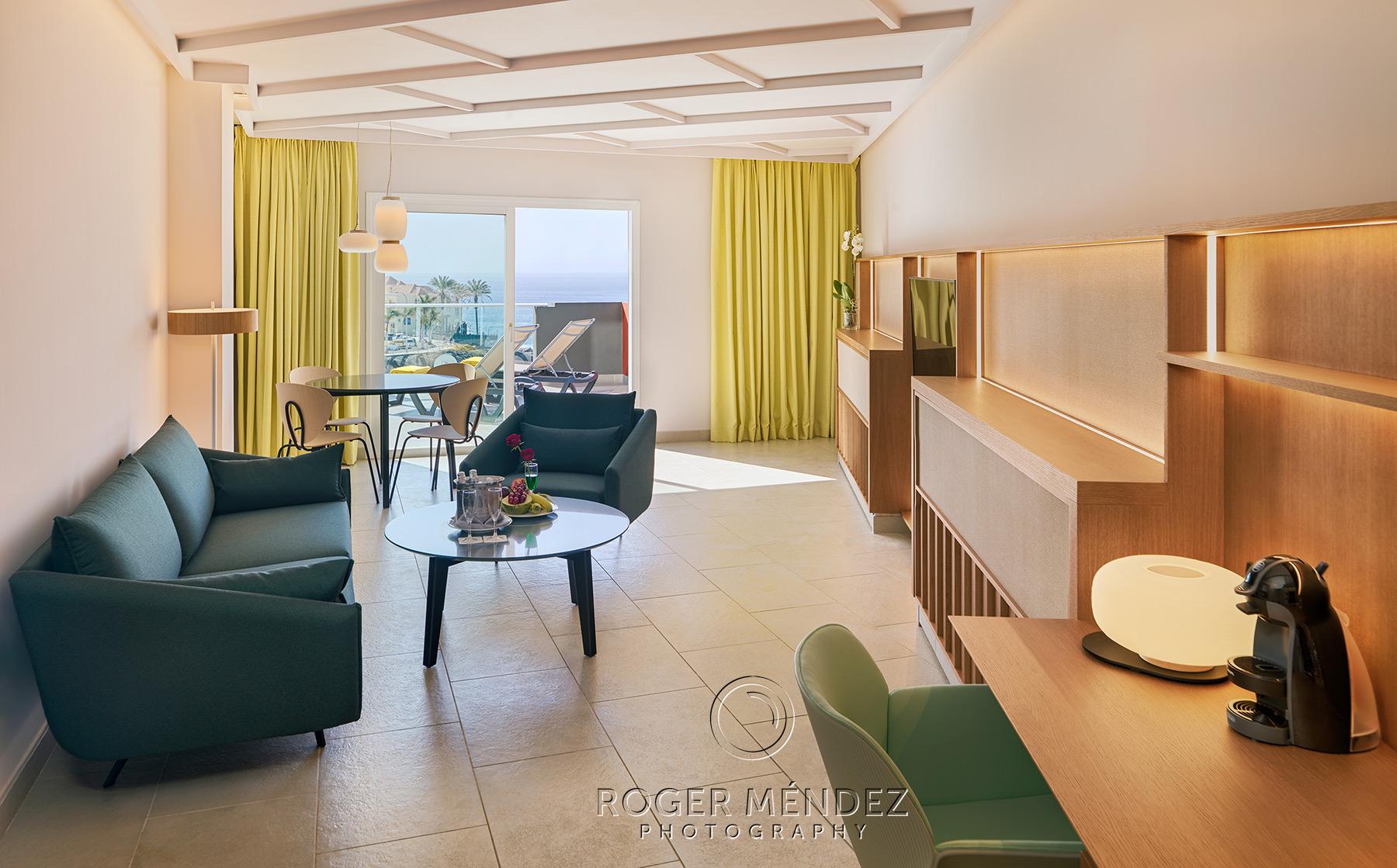 Salón suite superior