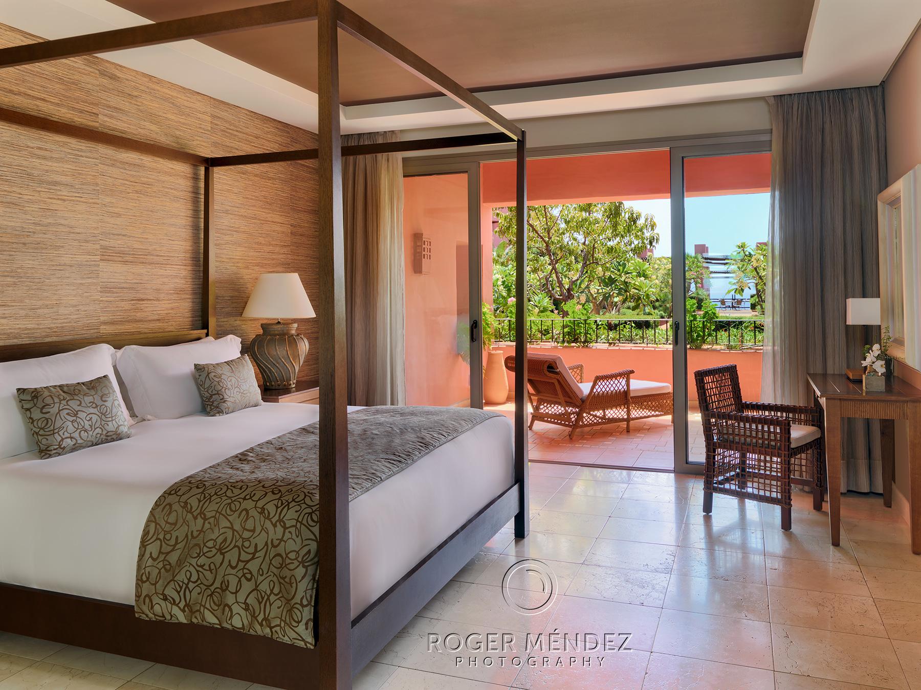 Suite Vista habitación