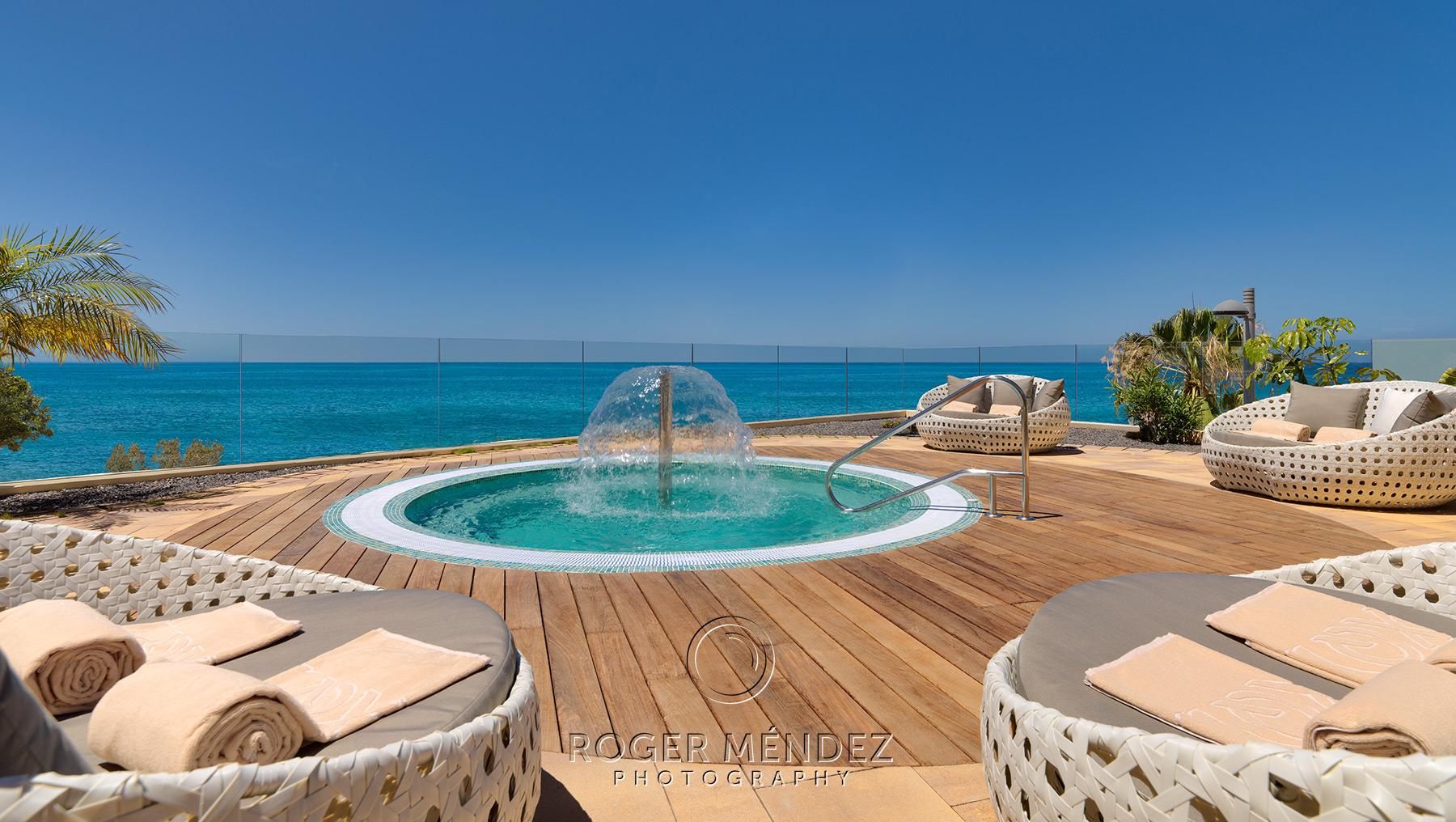 Jacuzzi XQ El Palacete hotel
